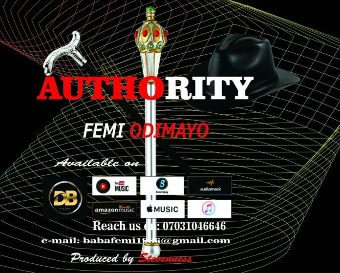 Femi Odimayo Authority