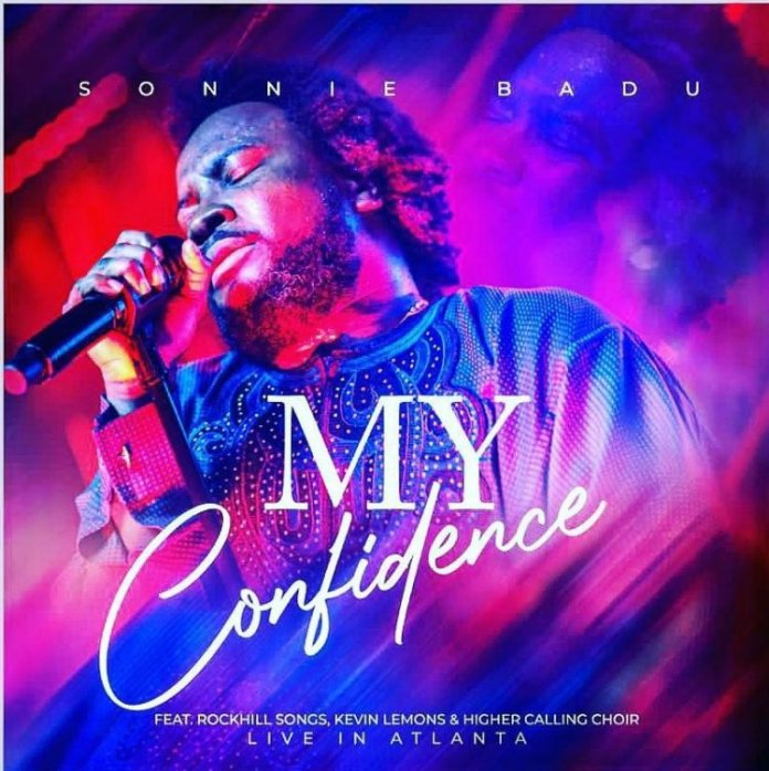 Sonnie Badu - My Confidence Ft RockHill Songs, Kevin Lemons