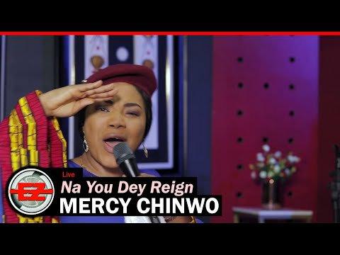Mercy Chinwo – Na You Dey Reign (Live) Video, Lyrics