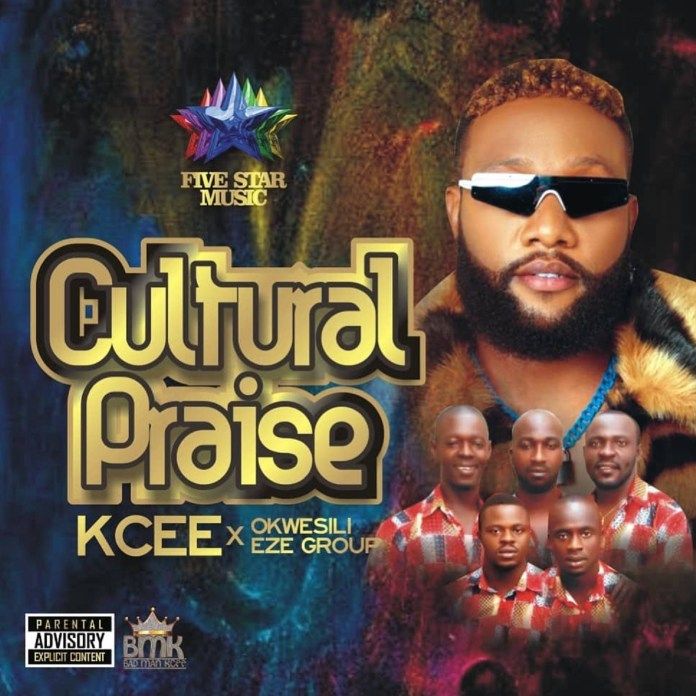 Download KCee – Cultural Praise (Vol 5) Ft. Okwesili Eze Group (Mp3, Lyrics)