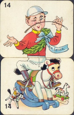 vintage body spiltter cards (10)