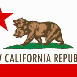 new california republic two headed grizzley