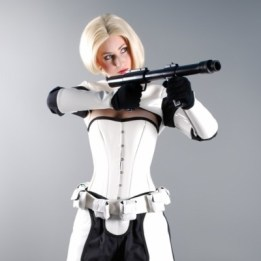 stormtrooper female armor