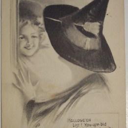 vintage halloween paper scrap (7)