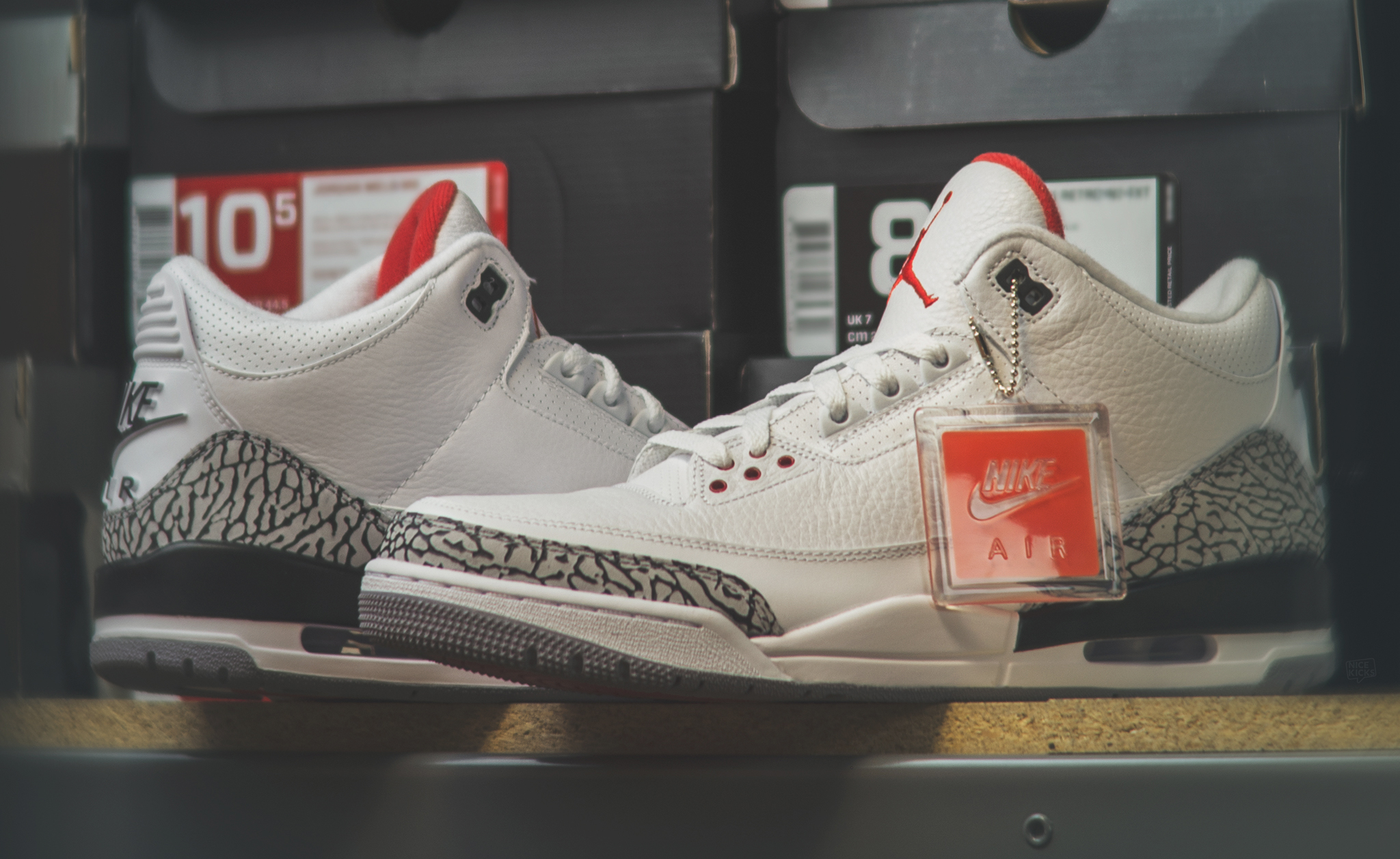 sneakers for cheap f68b5 474f3 Air Jordan 3   Nice Kicks