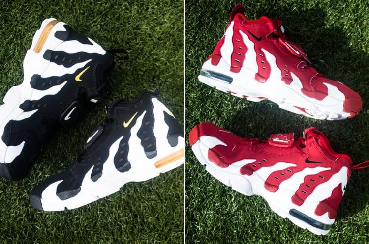 754538f1656 Deion Sanders Nike DT Max 96 Retro | Nice Kicks