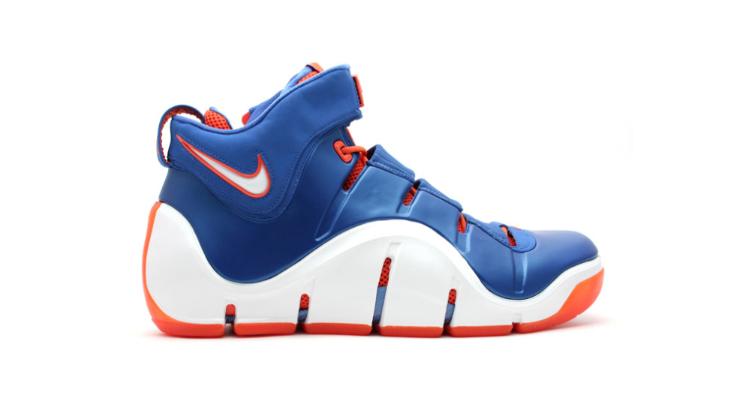 42771f85dd17 Nike Zoom LeBron 4 Birthday 314647-511
