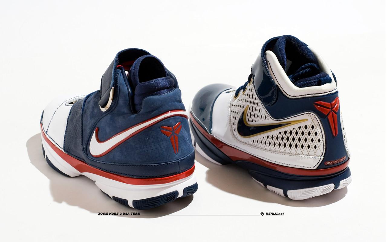 c9c153d29bd8 Nike Zoom Kobe II and Kobe Strength USA Olympics