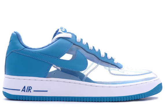 """Nike Air Force 1 Low """"Invisible Woman"""" (2006)"""
