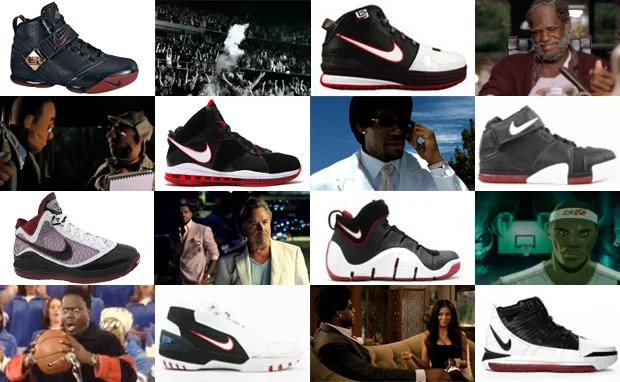 buy online 370df b1fe2 King s Commercials  A History of LeBron s Nike Ads. Oct 28, 2013