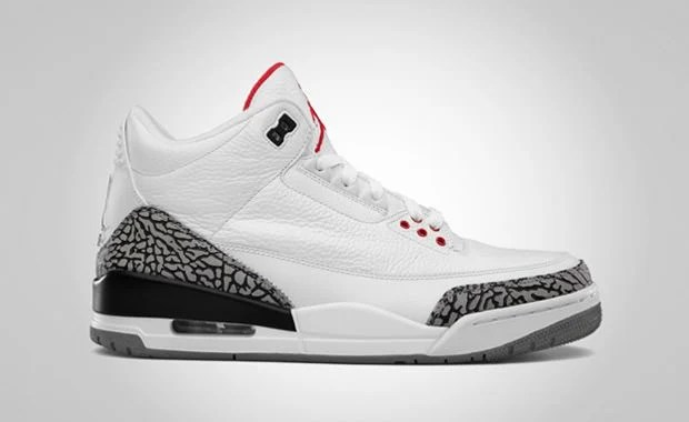 Complex s Best Sneakers of 2011   3 Air Jordan 3 White Cement  6f2d58f0c