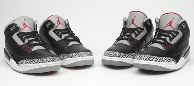reputable site 66a4a 8698f 11 Differences Between the 2008 & 2011 Black/Cement Air ...