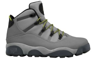 07883ce74a0183 Jordan Winterized 6 Rings Light Charcoal High Voltage