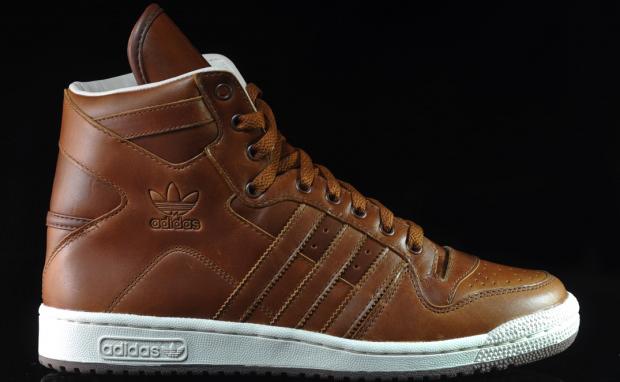"the best attitude 7e327 22461 adidas Decade Mid OG ""Dark Brown"""