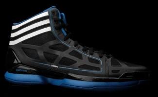 new concept cf56c c370d adidas adizero crazy light black cyan blue
