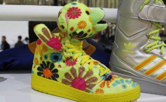 san francisco 942ea 2a392 Jeremy Scott x adidas Originals Fall Winter 2012