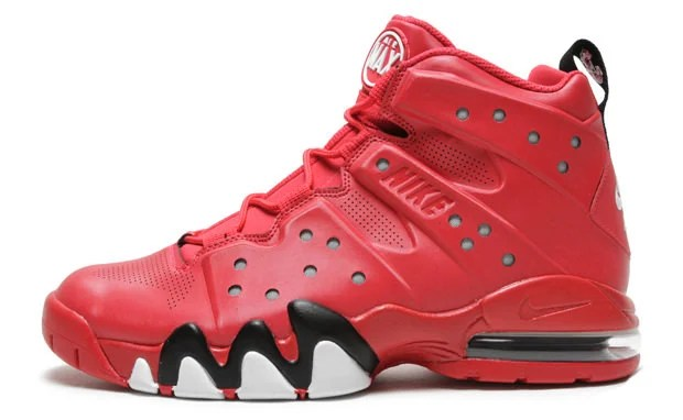 "online store 0bf37 306e8 Nike Air Max Barkley ""Action Red"""