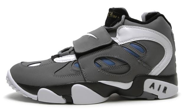 """Nike Air Diamond Turf II """"Cool Grey"""""""