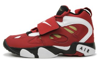 2f9f2f2364ff Nike Diamond Turf II Varsity Red Metallic Gold