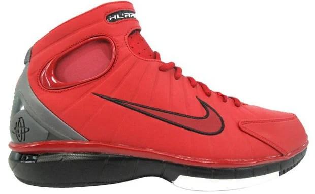 low priced ae9e4 c99eb Nike Air Zoom Huarache 2k4 Red/Black | Nice Kicks