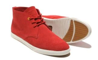 CLAE Strayhorn Ruby Red