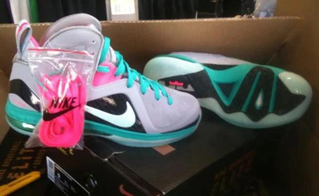 "cheaper 88ab7 f3773 Nike LeBron 9 P.S. Elite ""South Beach"""