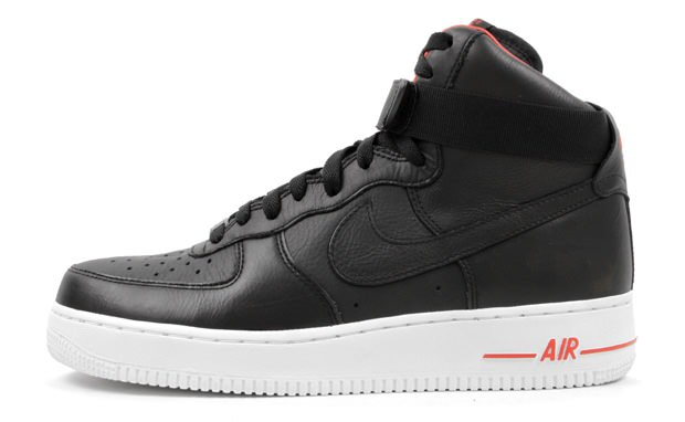 new products 265f1 cabf5 LeBron James Nike Air Force 1 High Premium | Nice Kicks