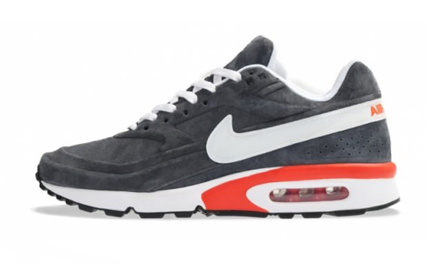 505818 018 Nike Air Max BW Classic VT AnthraciteWhite