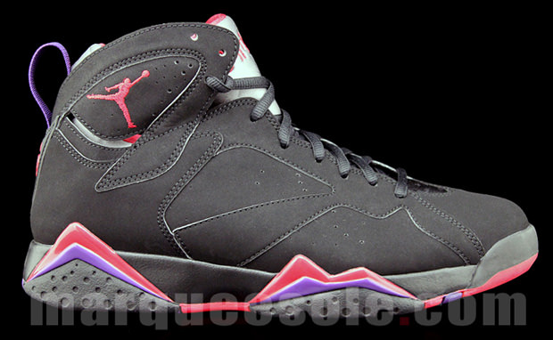 f52e43f7e1e ... top quality first look air jordan 7 raptors nice kicks 6ed38 16007