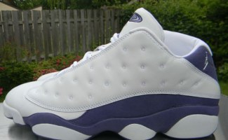 Air Jordan 13 Low Mike Bibby PE