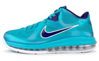 "23bea8d9bd0e Nike LeBron 9 Low ""Summit Lake Hornets"""