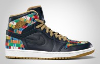 "Air Jordan 1 ""Road to the Gold"" Collection Release Info"