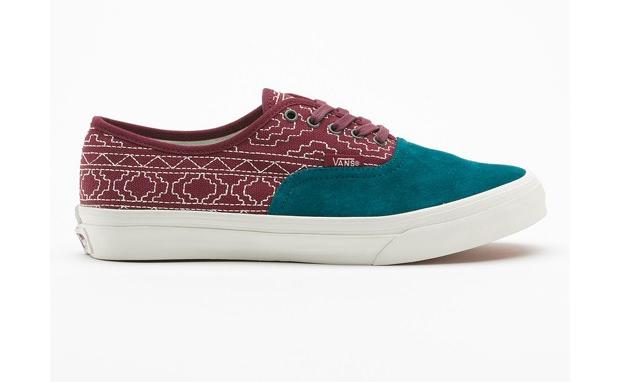 "Vans CA Authentic Slim ""Native Embroidery"""