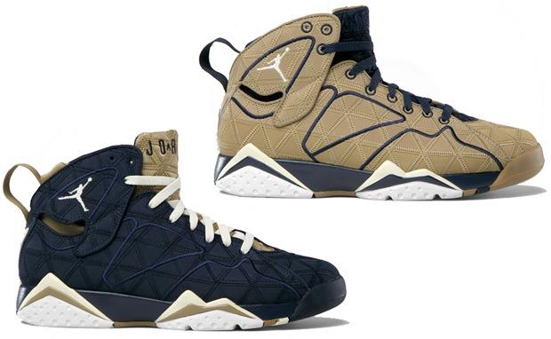 """dcf6ee7aa366ab Image Air Jordan 7 J2K Air Jordan 7 """"Filbert"""" """"Obsidian"""" Air Jordan Retro 7  VII ..."""