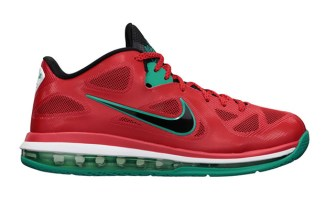 """huge discount bc3cb 826a0 Nike LeBron 9 Low """"Liverpool"""""""