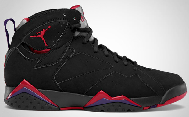 "big sale 21dba a3561 Air Jordan 7 ""Raptors"" Release Date"