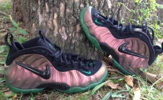 timeless design b0f5d de984 nike air foamposite pro miami hurricanes custom