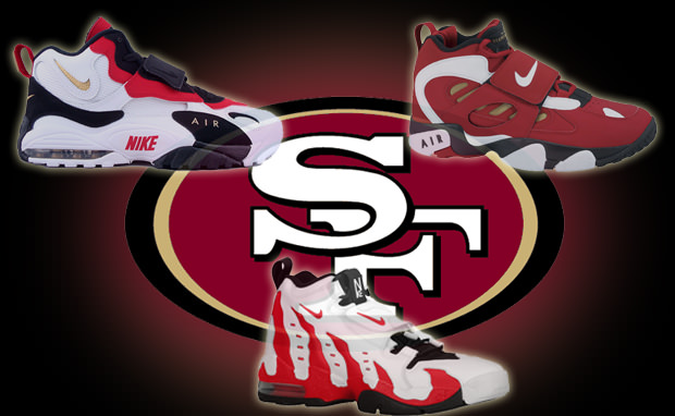 huge selection of 14b70 01884 The 10 Best 49ers Themed Sneakers | Nice Kicks
