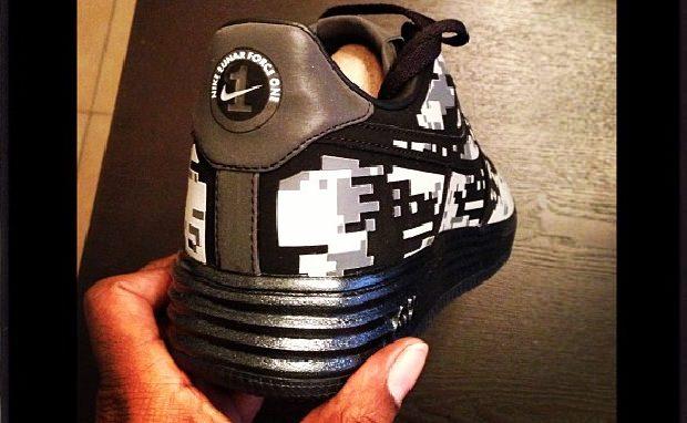 """sale retailer 965ee e7638 Nike Lunar Force 1 """"Digi Camo"""""""