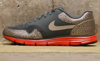 brand new 31cf9 0bebb Nike Lunar Safari Fuse+ Hasta Granite-Sunburst