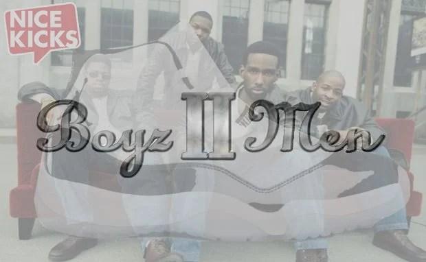 new styles 0b557 626c3 Boyz II Men s Shawn Stockman Talks Air Jordan 11, MJ   Group s Stance on  Today s Style