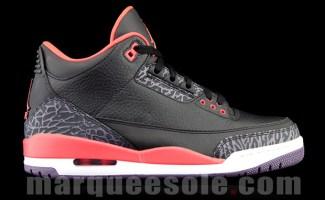 "best service 8f3d8 6b2ab Air Jordan 3 ""Bright Crimson"""