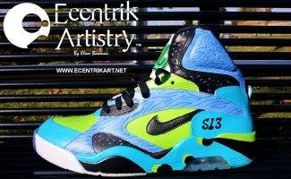 "Nike Air Force 180 Mid ""S13"" Custom"