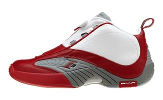 74c31eabed5 Reebok Answer IV White Red Available Now