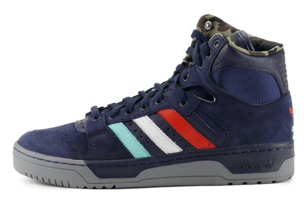 "low priced bef91 7f679 PairADayGiveaway Day 12 Packer Shoes x adidas Conductor Hi ""NJ Americans"""