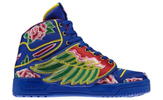 competitive price a8bdd d6803 Eason Chan x Jeremy Scott x adidas Wings Release Date