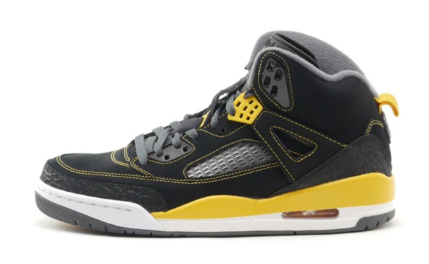 679591dc818a Cop or Drop   Jordan Spizike Black University Gold