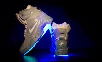 "new product 26e9f 0f02d Nike Air Command Force ""McFly"" Custom"
