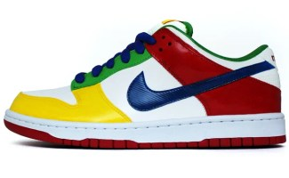 Nike Dunk Low ?eBay? Custom