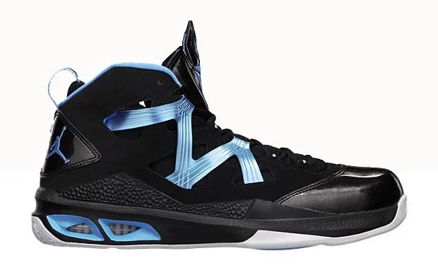 best website 4d8f5 b9ca7 Jordan Melo M9 Black/University Blue | Nice Kicks